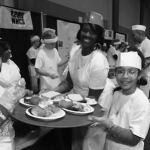 Volunteers-prepare-to-serve-food-to-thousands-of-people-attended-23rd-Annual-Christmas-Family-Feast