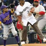 james-beckum-threw-the-ceremonial-first-pitch-at-the-brewers-opening-day-game