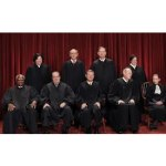 The Justices of the Supreme court of the United States of America