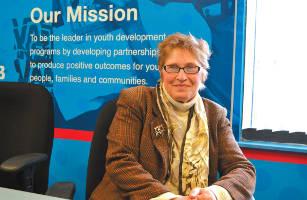 Karen Gallagher, director of development for the Boys & Girls Club of Dane County.