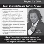 Gwen Moore Profile