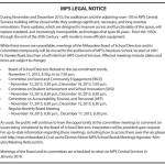 MPS Legal Notice
