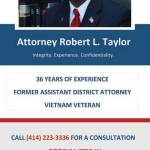 Attorney Robert L. Taylor – Integrity. Experience. Confidentiality.