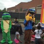 "Summer Kick-Off Brings out Community to ""Stop the Violence!"""