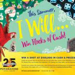 Win A Shot At $100,000 In Cash And Prizes at Potawatomi