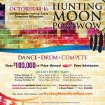 Hunting Moon Pow Wow October 14-16