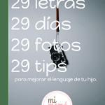 reto 29 días para mejorar el lenguaje de tu hijo