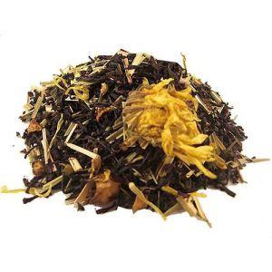 té negro sueño de primavera, té negro