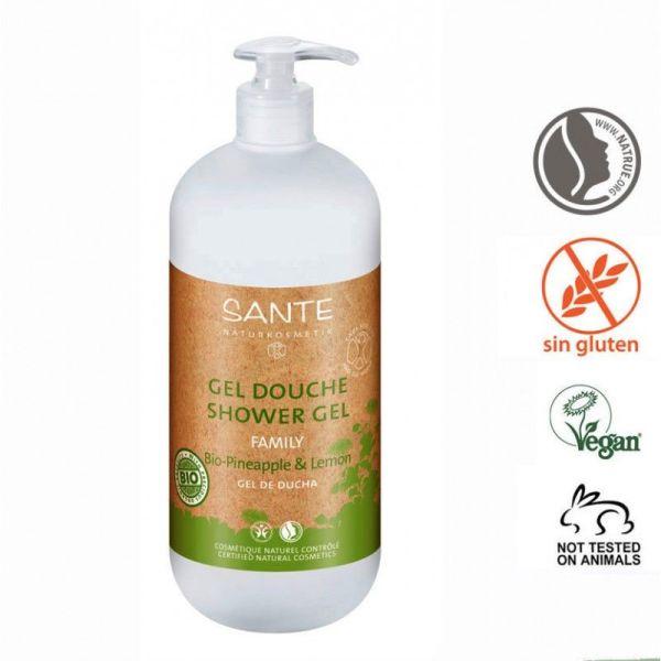 gel cosmética natural family familiar salud bienestar higiene
