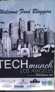 TechMunch poster