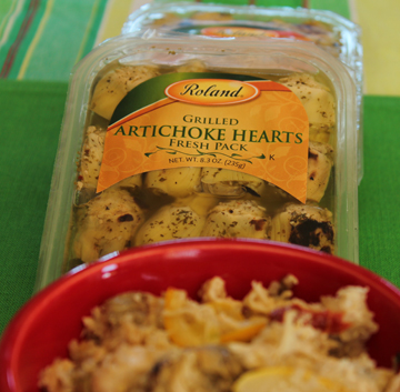 Roland Foods Grilled Artichoke Hearts