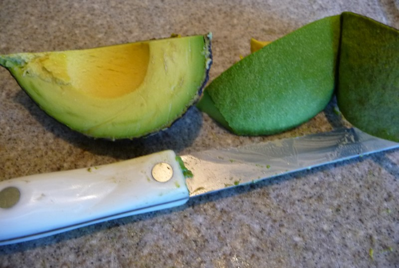 perfect avocado