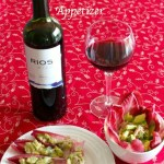 avocado and crabmeat endive appetizer