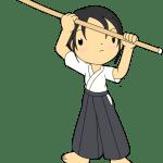 なぎなたってどんなスポーツ?剣道との違いや男子の競技人口は?
