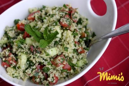 Quinoa Tabouli | Mimi's Fit Foods