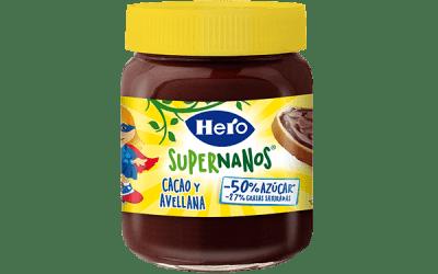 Crema de Cacao Super Nanos