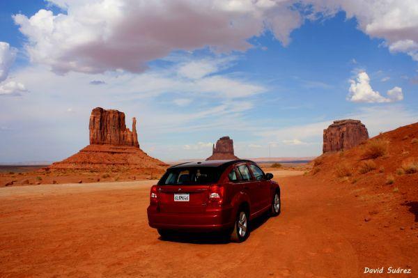 Alquilar coche en Estados Unidos