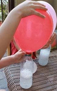 Juegos-para-fiestas-de-niños-globos-que-vuelan-sin-helio