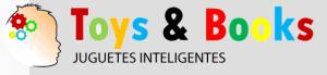Logo de la tienda Toys and Books