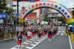 音楽パレード(東口)