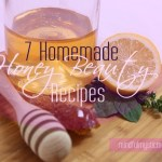 7 Homemade Honey Beauty Recipes