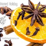 Old Fashioned Holiday Craft Ideas #BestTimeToBeAKid