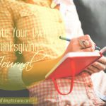 Create Your Own Thanksgiving Journal (& Thanksgiving Reader Giveaway!)