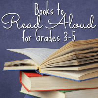 Books to Read Aloud for Grades 3-5