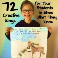 72 Creative Ways for Students to Show What They Know