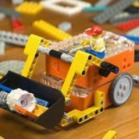Edison - le robot low cost compatible Lego