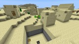 [PC 1.5] Village with surface dungeon + desert temple!