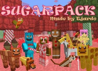 Sugarpack Resource Pack for Minecraft