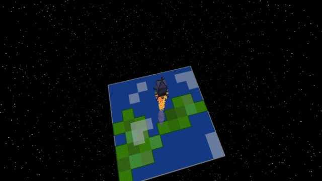 Galactic Craft More Planets