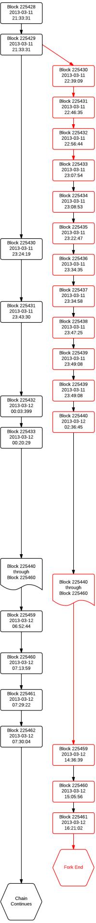 BlockchainFork