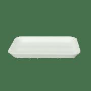 Mineira-Embalagens-Bandeja-B3-Rasa-Branca-400UN-Spuma Pac