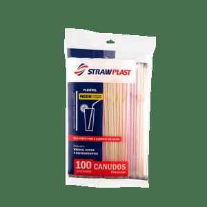 Mineira-Embalagens-Canudo-Flexivel-Sache-Neon-6MM-CS-312-Strawplast