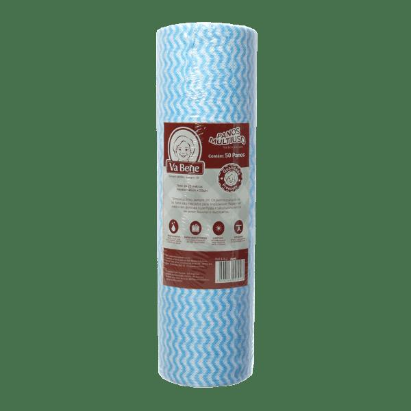 Mineira-Embalagens-Pano-Multiuso-Vabene-Azul-25x30cm