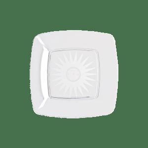 Mineira-Embalagens-Prato-Lanche-Quadrado-18cm-Cristal-Strawplast