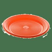 Mineira-Embalagens-Prato-Plastico-Descartavel-Laranja-Copobras-15cm