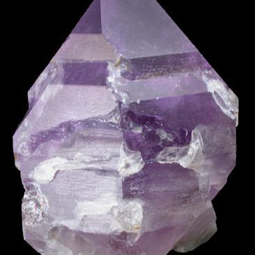 Doubly Terminated Amethyst from Maine