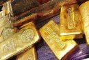 Oro y plata caen a mínimos de 4 años por fortaleza del dólar y acciones