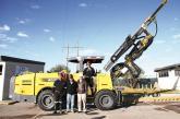 Recibe Dicom equipo para minería mediante el Inadem
