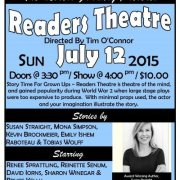 Reader's Theatre July