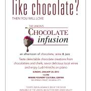 Chocolate Infusion Poster 8