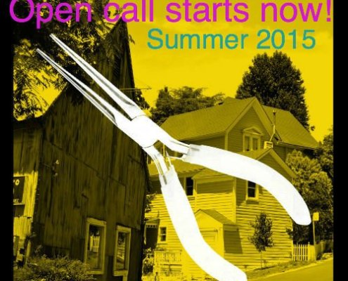 Summer Craft Fair Open Call