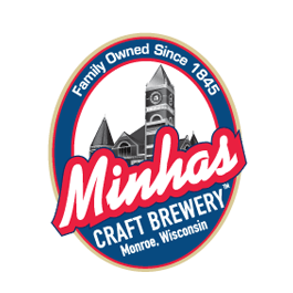 Minhas Craft Brewery in Monroe Wisconsin for the best brewery tour in USA