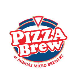 Pizza Brew logo