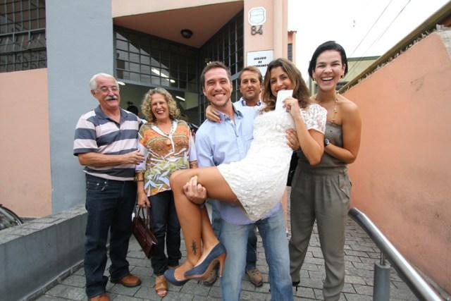 vania casamento civil