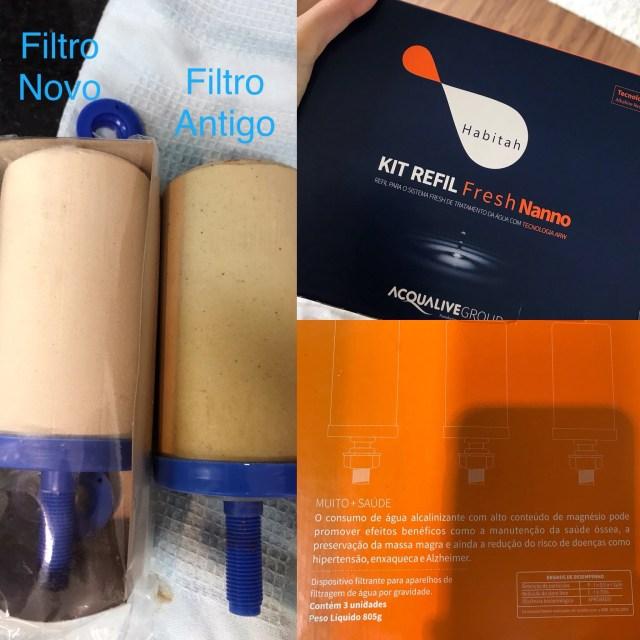 Filtro nanno_Agua beber