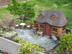 Small Of Fairy Garden Houses